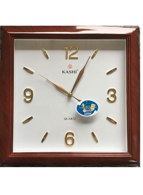 ĐỒNG HỒ TREO TƯỜNG KASHI K117-WH/BR