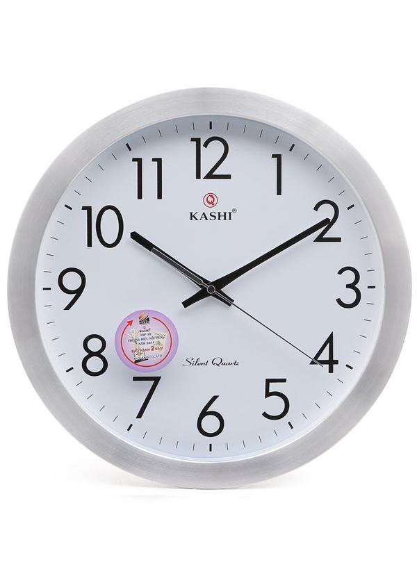 ĐỒNG HỒ TREO TƯỜNG KASHI K707THN-WH